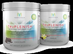 TruPLENISH Nutritional Shake in Chocolate or Vanilla