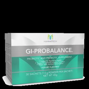 GI-ProBalance pre and probiotic