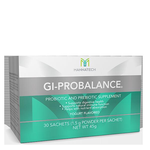 GI-ProBalance probiotic bacteria
