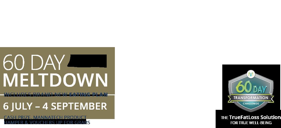 60 day meltdown fatloss challenge