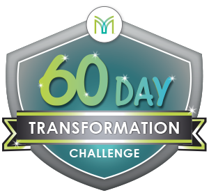 60 Day Transformation Challenge badge